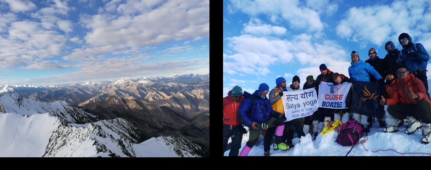 Victoire : Sommet du Stok Kangri