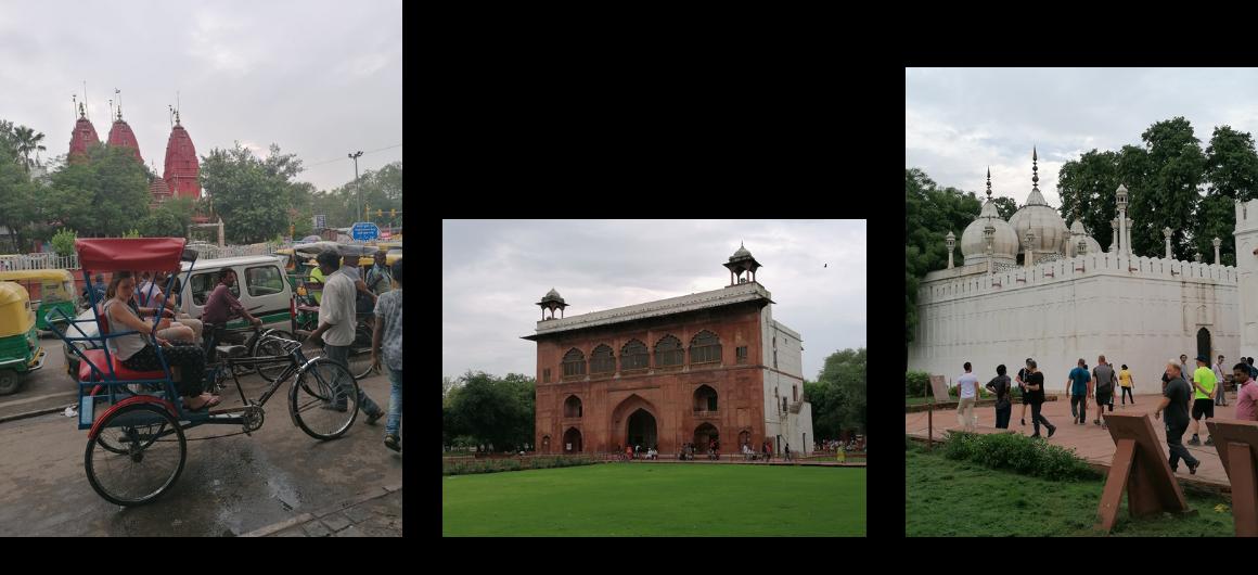 Dernière visite de Delhi